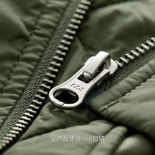 lativ 诚衣 43847 男士棉服夹克