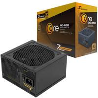 17日0点:SEASONIC 海韵  Core GC-650 金牌(90%)650W 非模组化 电源