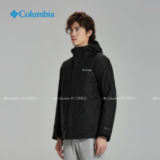 Columbia 哥伦比亚 WE1155 男款三合一冲锋衣 464 M(175/96A)