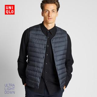 UNIQLO 优衣库 UQ419995000  男士背心外套