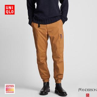 UNIQLO 优衣库 设计师合作款 HEATTECH 422109 男士休闲裤