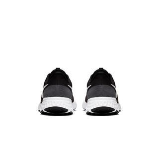 NIKE 耐克 Revolution 5 男子跑鞋 BQ3204-002 黑白 42