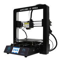 10日0点:ANYCUBIC 纵维立方 MEGA Zero2.0 3D打印机