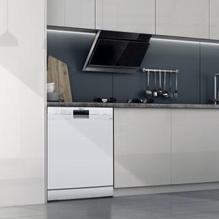 SIEMENS 西门子 SJ235W01JC 13套 独立式 洗碗机  白色