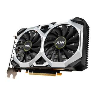 MSI 微星 GeForce GTX 1660 SUPER VENTUS XS C OC 万图师 显卡 6GB