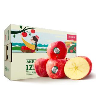 农夫山泉 阿克苏苹果 单果径85-89mm 3.6kg