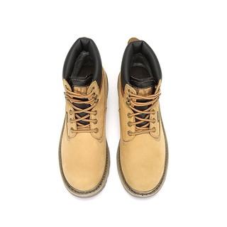 CAT 卡特彼勒 COLORADO GORE-TEX 男士休闲运动鞋 P718938I3VDC25 黄色 40
