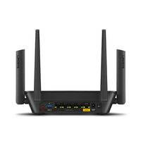 LINKSYS  MR9000X-AC3000M 三频四核 双千兆MESH路由器