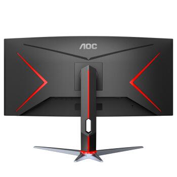 AOC 冠捷 CU34G2X 34英寸显示器 3440×1440 VA 144HZ HDR10 1500R