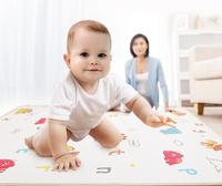 澳乐宝宝婴儿xpe游戏垫 航海旅途+奇特动物150*180*1 *3件