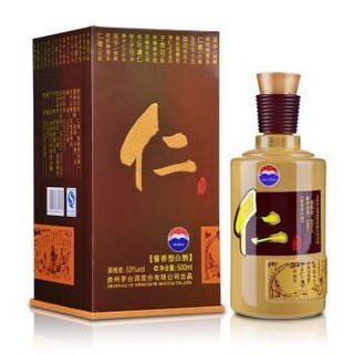 MOUTAI 茅台 仁酒 酱香型 53度 500ml
