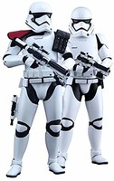 Hot Toys 秩序风暴士兵和双人套装星球大战公仔