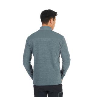 MAMMUT 猛犸象 1014-00870 男士高保暖抓绒夹克