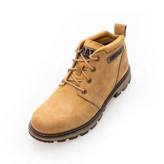 CAT 卡特 GOLD  RUSHP723788I3UDC25 男士休闲靴 黄色 41