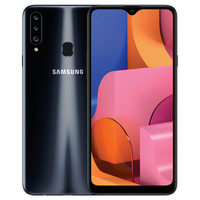 SAMSUNG 三星 Galaxy A20s (SM-A2070)智能手机 4GB+64GB