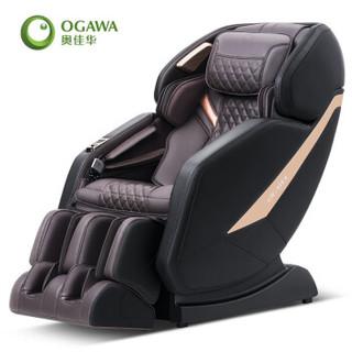 OGAWA 奥佳华 按摩椅 曜石黑