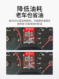 E路驰  A-980 汽车三元催化器清洗剂 315ml