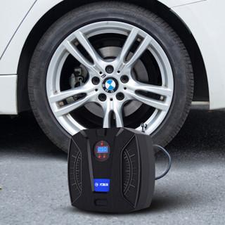 尤利特(UNIT)车载充气泵轮胎电动小轿车便携式汽车加气泵打气泵车用内含气嘴 YD-371数显