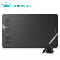 绘王(HUION)HC16数位板可连接手机手绘板 无源数位板 电脑绘图板电子绘画板智能手写板