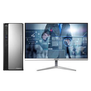 THTF 清华同方 超越 E500-91156 23.8英寸台式机 酷睿i5-6500 4GB 1TB HDD