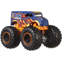 """风火轮狂野大脚车系列 Monster Trucks 1:64 Assortment 横扫障碍的""""暴力""""小车-FYJ44"""
