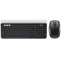 Logitech 罗技 K780 多设备蓝牙键盘 + MX Anywhere2 蓝牙无线鼠标