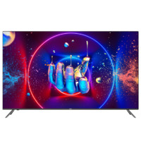 Haier 海尔 LU55C61 55英寸 4K 平板电视 *2件
