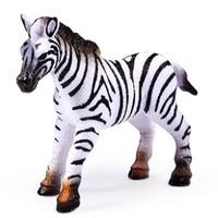 Wenno 仿真动物模型 小斑马