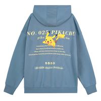 LILBETTER T-9193-028638 男士精灵宝可梦联名皮卡丘卫衣