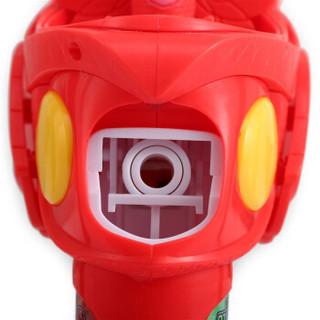 美澌嘉 泡泡机 睡衣小英雄全自动泡泡枪猫头鹰 带灯光音乐 泡泡水 泡泡玩具 蒙面睡衣小队
