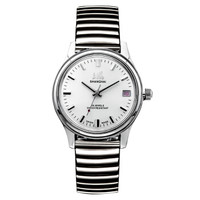 SHANGHAI 上海牌手表 流转系列 7120-1 男士手动机械手表