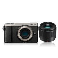 历史低价 : Panasonic 松下 Lumix GX9 M4/3画幅 微型电单套机(25mm f/1.7)