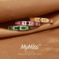 Mymiss MR-0033  925银 女士戒指