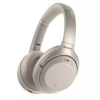 银联爆品日 : SONY 索尼 WH-1000XM3 蓝牙降噪耳机 官翻版