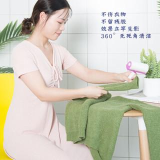 兔之力(兔の力)粘毛器粘尘滚筒2器9纸 可撕式 除毛器衣物服粘尘纸