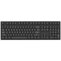 iKBC W210 无线机械键盘(cherry青轴、黑色正刻、无线、黑色)