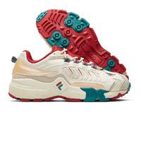 FILA 斐乐 F12W941124F 女子复古跑鞋