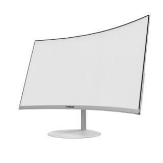 PANDA 熊猫 PC27FA2 27英寸曲面显示器(1080P、75Hz、99%sRGB)