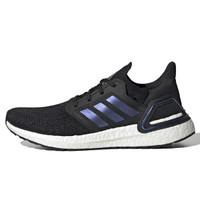 adidas 阿迪达斯 ULTRABOOST 男士跑鞋 EG0692 黑色 42