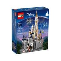 LEGO 乐高 71040 迪士尼玩具城堡