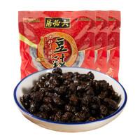 六必居 豆豉 老北京风味豆豉 炖肉烤鱼豆瓣酱 180g*3袋 中华老字号 *9件
