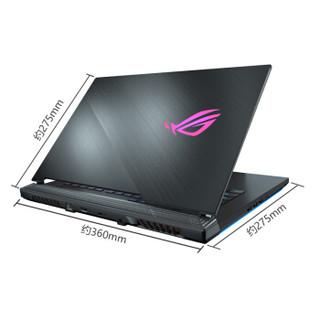 ROG 枪神3 九代英特尔酷睿i7 15.6英寸 240Hz 窄边框屏游戏笔记本电脑(I7-9750H 16G 1TBSSD RTX2070 8G)