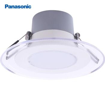 松下(Panasonic)筒灯射灯段调色导光板led嵌入式筒灯天花灯客厅灯牛眼灯 NNNC75505 5w