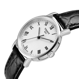 TISSOT 天梭 魅时系列 T109.210.16.033.00 女士石英手表