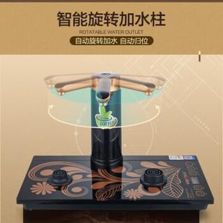 金灶(KAMJOVE)全自动上水电热水壶 电茶壶茶具 煮水壶全智能电茶炉K9黑色版
