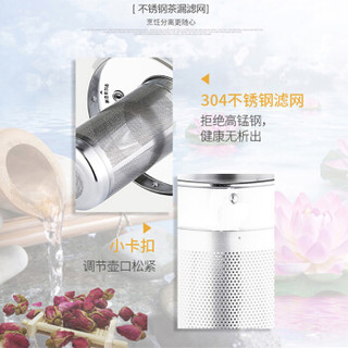 苏泊尔(SUPOR)养生壶 加厚玻璃电热水壶 多功能花茶壶煮茶器 一机多用电水壶 1.5L  SWF15E31A