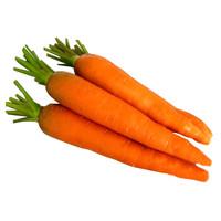 LVYUANHEXIN 綠源禾心 有機新鮮胡蘿卜 新鮮蔬菜 約500g