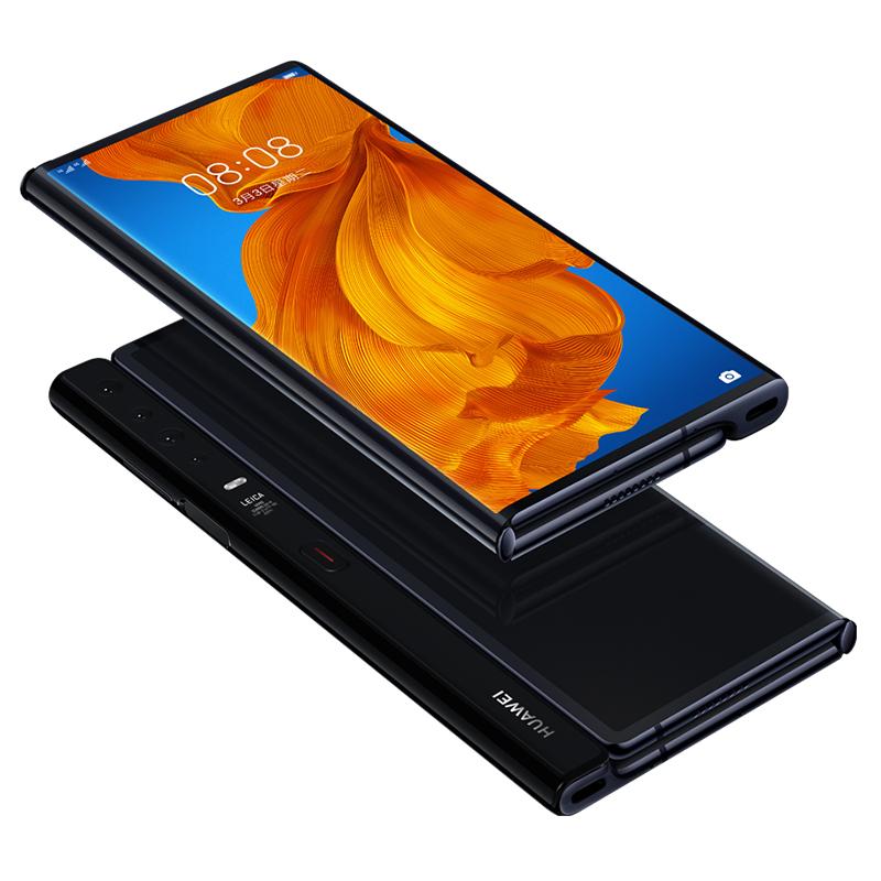 HUAWEI 华为 Mate Xs 5G 折叠屏手机 8GB+512GB 星际蓝