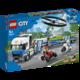 LEGO 乐高 City 城市组 60244 警用直升机运输车 189.15元(需用券)