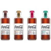 临期品:Coca Cola 可口可乐 收藏版 复古 Signature Mixer 调酒可乐 四款全套 *3件